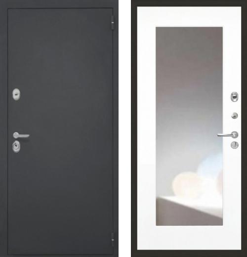 входные двери (стальные двери, металлические двери) DOORS007: дверь Интекрон Гектор ФЛЗ-120 Max