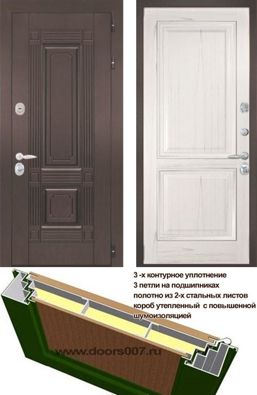 входные двери (стальные двери, металлические двери) DOORS007: дверь Интекрон Италия 5