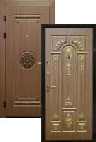 Стальная дверь Интекрон Клеопатра (входная металлическая дверь)