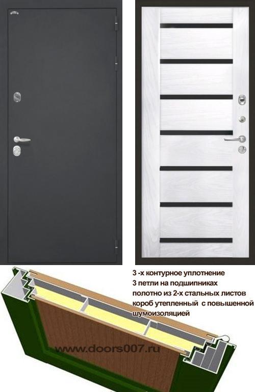 входные двери (стальные двери, металлические двери) DOORS007: дверь Интекрон Колизей Фоджа Багет, Цвет