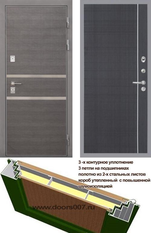 входные двери (стальные двери, металлические двери) DOORS007: дверь Интекрон Неаполь L5, Цвет
