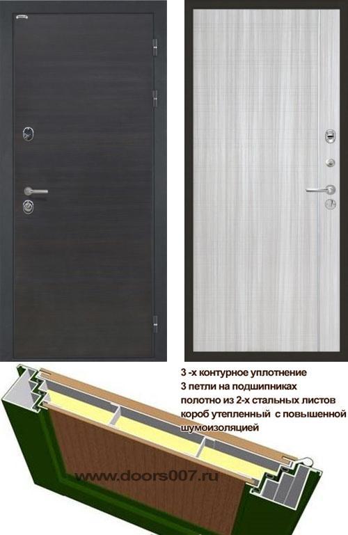 входные двери (стальные двери, металлические двери) DOORS007: дверь Интекрон Сицилия L5, Цвет