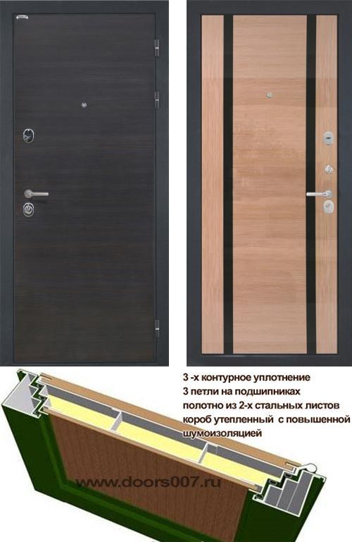 входные двери (стальные двери, металлические двери) DOORS007: дверь Интекрон Сицилия Spacia2, Цвет