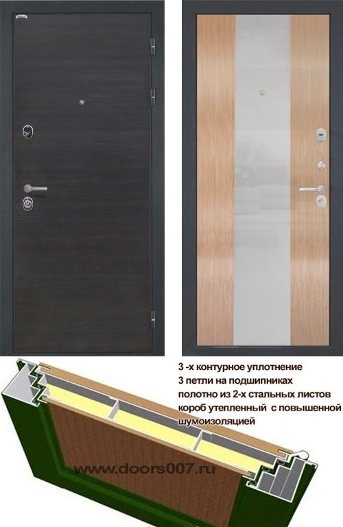 входные двери (стальные двери, металлические двери) DOORS007: дверь Интекрон Сицилия Spacia3, Цвет