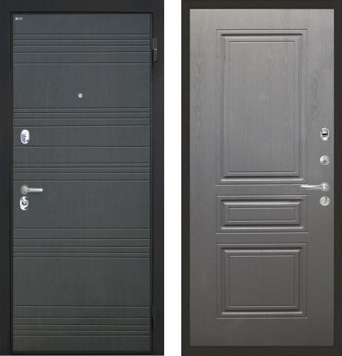входные двери (стальные двери, металлические двери) DOORS007: дверь Интекрон Спарта ФЛ-243-М, Цвет
