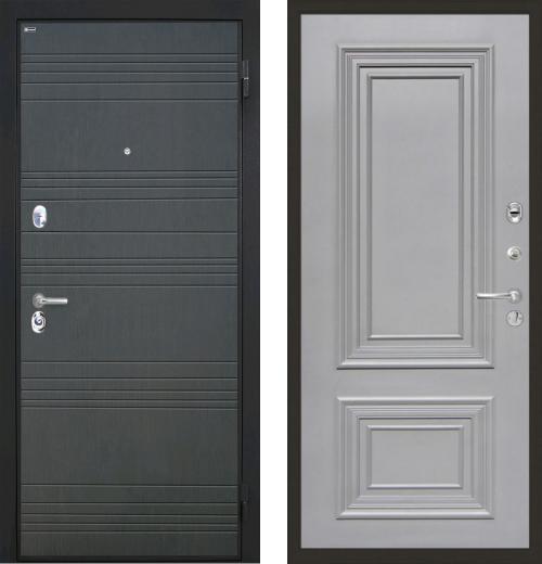 входные двери (стальные двери, металлические двери) DOORS007: дверь Интекрон Спарта Сан Ремо