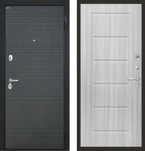 входные двери (стальные двери, металлические двери) DOORS007: дверь Интекрон Спарта ФЛ-39