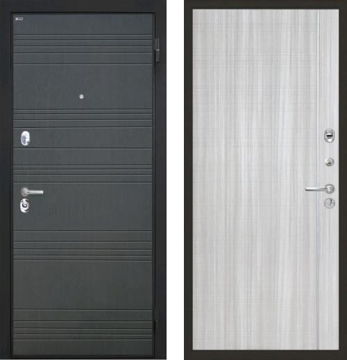 входные двери (стальные двери, металлические двери) DOORS007: дверь Интекрон Спарта L5, Цвет