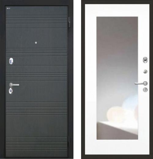входные двери (стальные двери, металлические двери) DOORS007: дверь Интекрон Спарта ФЛЗ-120 Max