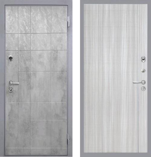 входные двери (стальные двери, металлические двери) DOORS007: дверь Интекрон Спарта Грэй L5, Цвет