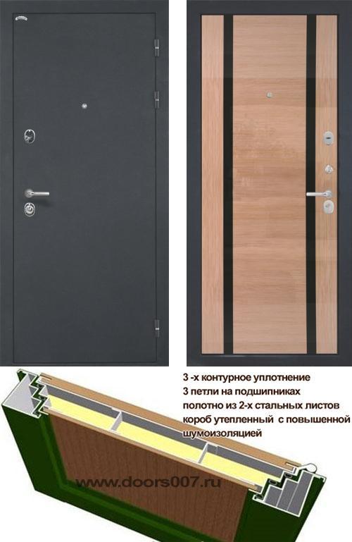 входные двери (стальные двери, металлические двери) DOORS007: дверь Интекрон Венеция Spacia2, Цвет