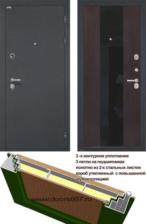 входные двери (стальные двери, металлические двери) DOORS007: дверь Интекрон Венеция Spacia3, Цвет