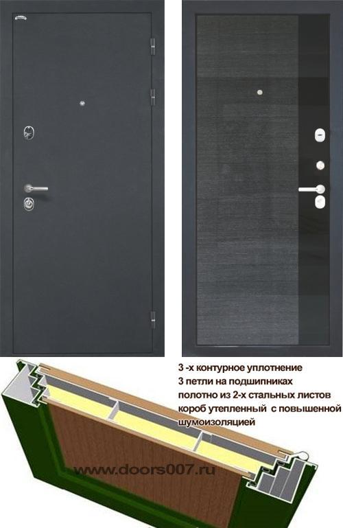 входные двери (стальные двери, металлические двери) DOORS007: дверь Интекрон Венеция Spacia4