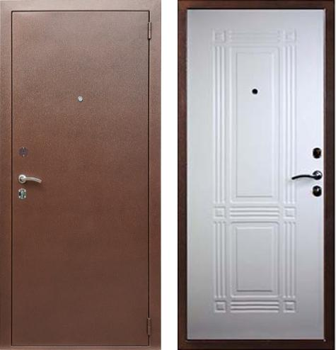 входные двери (стальные двери, металлические двери) DOORS007: дверь Кондор 2, Цвет