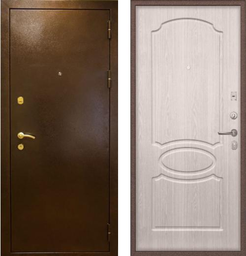 входные двери (стальные двери, металлические двери) DOORS007: дверь Кондор 7