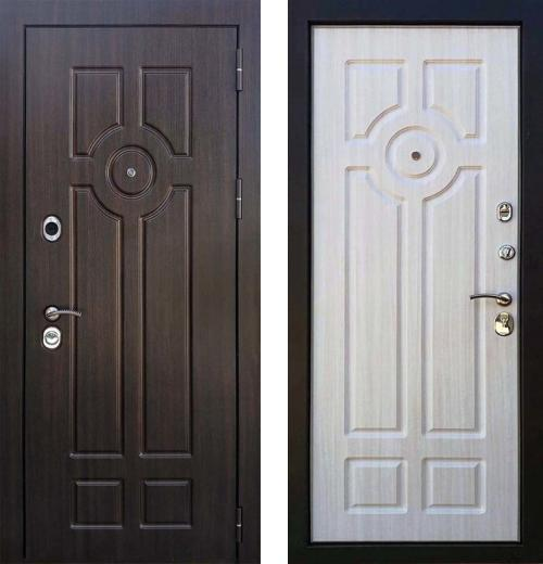 входные двери (стальные двери, металлические двери) DOORS007: дверь Кондор Дипломат