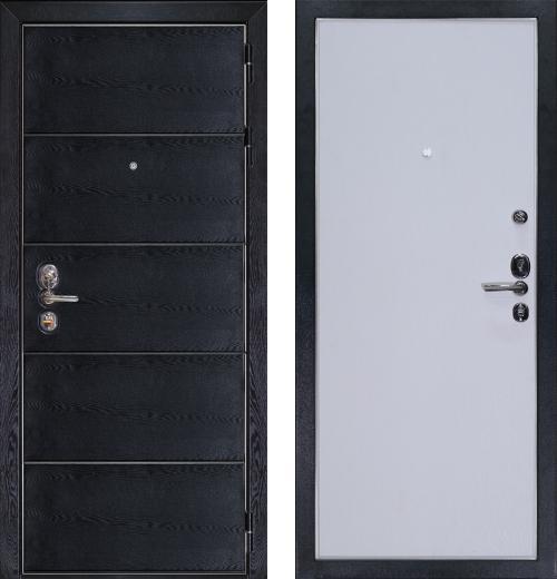входные двери (стальные двери, металлические двери) DOORS007: дверь Кондор Женева