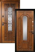 Стальная дверь Кондор Лацио (входная металлическая дверь)