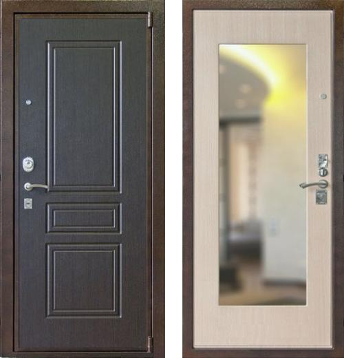 входные двери (стальные двери, металлические двери) DOORS007: дверь Кондор М3