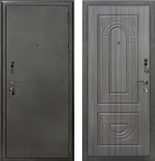 входные двери (стальные двери, металлические двери) DOORS007: дверь Кондор РАЙТВЕР Премьер