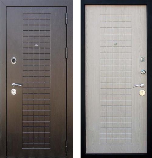 входные двери (стальные двери, металлические двери) DOORS007: дверь Кондор Реал, Цвет