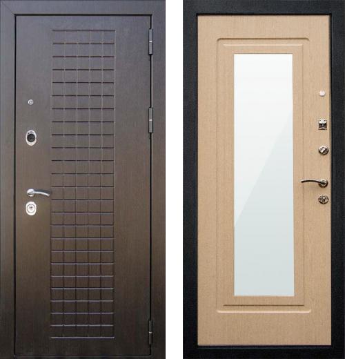 входные двери (стальные двери, металлические двери) DOORS007: дверь Кондор Реал Люкс