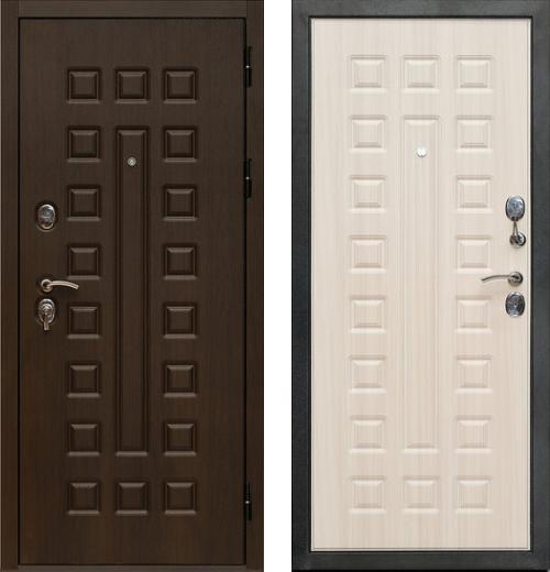 входные двери (стальные двери, металлические двери) DOORS007: дверь Кондор Сенатор