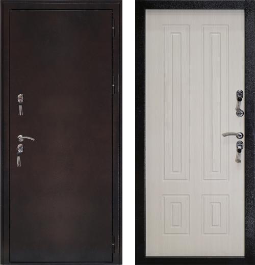 входные двери (стальные двери, металлические двери) DOORS007: дверь Кондор Терморазрыв