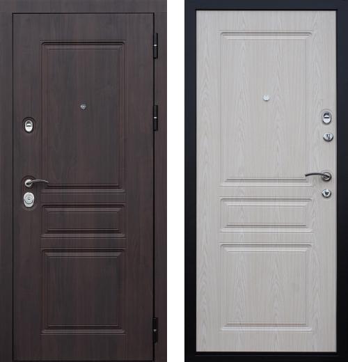 входные двери (стальные двери, металлические двери) DOORS007: дверь Кондор Версаль