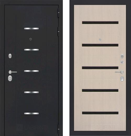 входные двери (стальные двери, металлические двери) DOORS007: дверь Labirint Alfa 01, Цвет