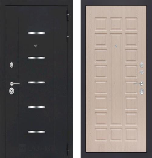 входные двери (стальные двери, металлические двери) DOORS007: дверь Labirint Alfa 04, Цвет