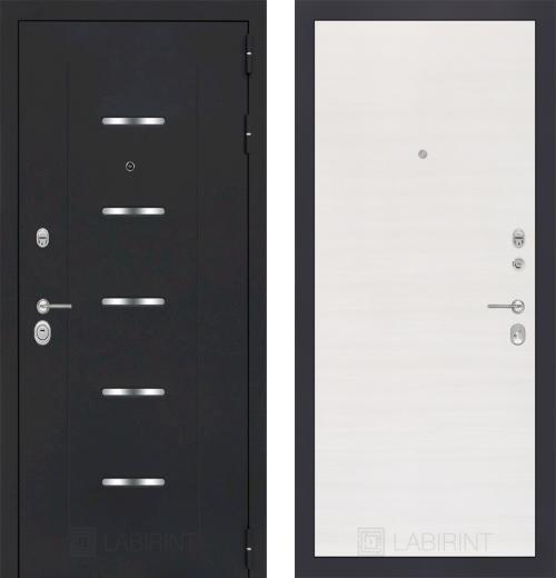входные двери (стальные двери, металлические двери) DOORS007: дверь Labirint Alfa 07