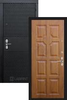 Входная дверь Labirint Black 17 (стальная дверь, металлическая дверь)