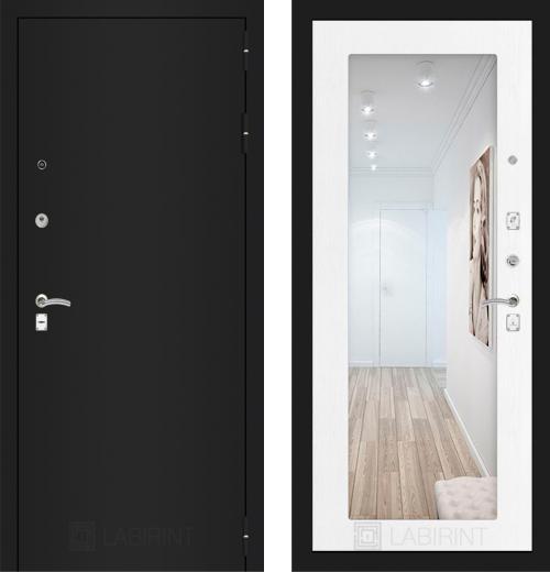 входные двери (стальные двери, металлические двери) DOORS007: дверь Labirint Classic