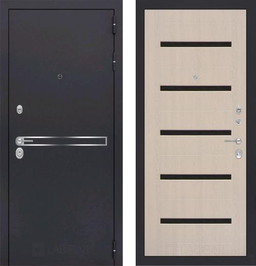 входные двери (стальные двери, металлические двери) DOORS007: дверь Labirint Line 01, Цвет