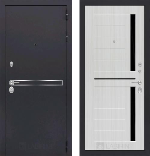 входные двери (стальные двери, металлические двери) DOORS007: дверь Labirint Line 02, Цвет