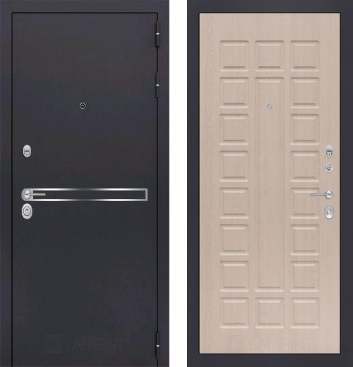 входные двери (стальные двери, металлические двери) DOORS007: дверь Labirint Line 04, Цвет