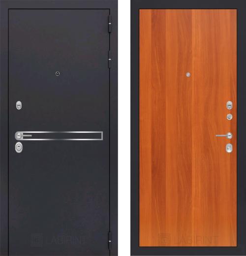 входные двери (стальные двери, металлические двери) DOORS007: дверь Labirint Line 05, Цвет