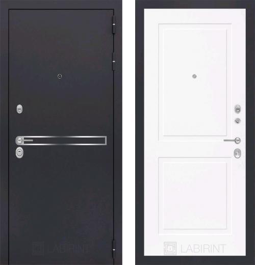 входные двери (стальные двери, металлические двери) DOORS007: дверь Labirint Line 11, Цвет