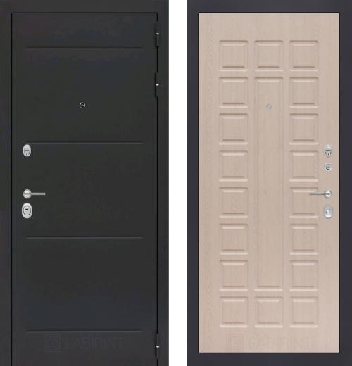 входные двери (стальные двери, металлические двери) DOORS007: дверь Labirint Loft 04, Цвет