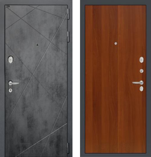 входные двери (стальные двери, металлические двери) DOORS007: дверь Labirint Loft 05, Цвет