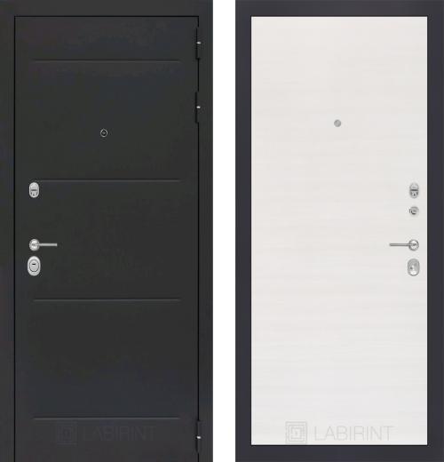 входные двери (стальные двери, металлические двери) DOORS007: дверь Labirint Loft 07