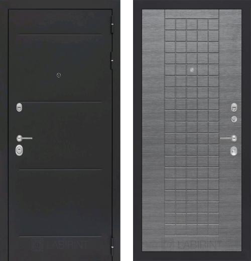 входные двери (стальные двери, металлические двери) DOORS007: дверь Labirint Loft 09