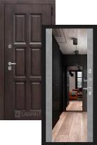Стальная дверь Labirint Термо Лондон с зеркалом Максимум