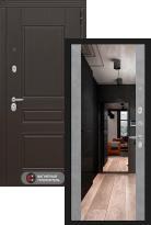 дверь Labirint Мегаполис с зеркалом Максимум