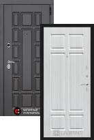 Стальная дверь Labirint New York 08 (входная металлическая дверь)