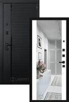 Стальная дверь Labirint Piano с зеркалом Максимум