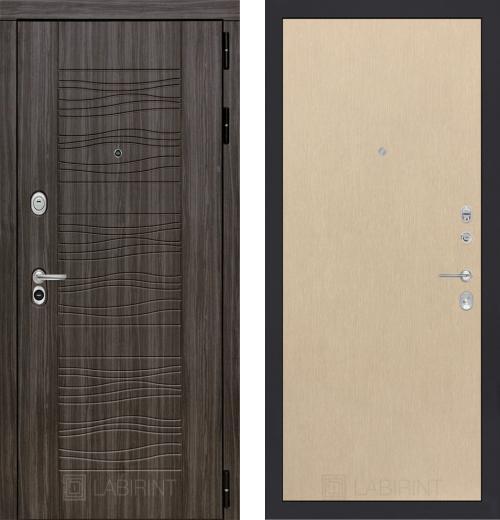 входные двери (стальные двери, металлические двери) DOORS007: дверь Labirint Scandi 05, Цвет