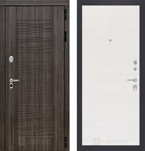 входные двери (стальные двери, металлические двери) DOORS007: дверь Labirint Scandi 07