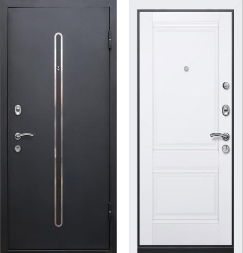 входные двери (стальные двери, металлические двери) DOORS007: дверь Ле-Гран БАЗА 57 «КЁЛЬН-2» 1U Аляска